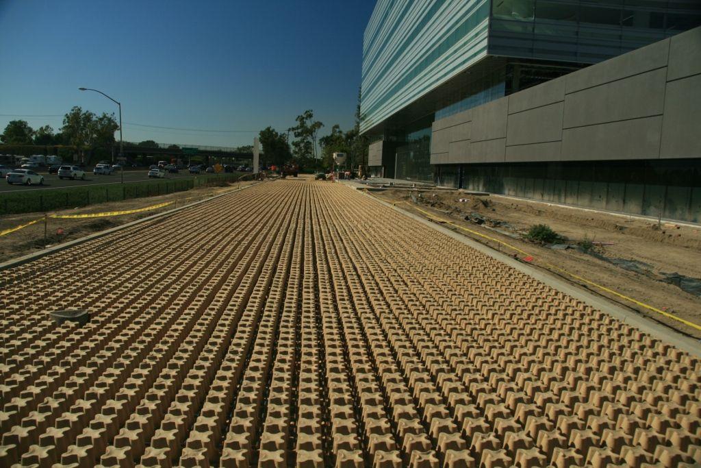 Hyundai Motor America Concrete Formers