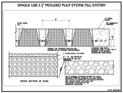 AutoCad Drawings   Sustainable Paving Systems Grasscrete Pavements