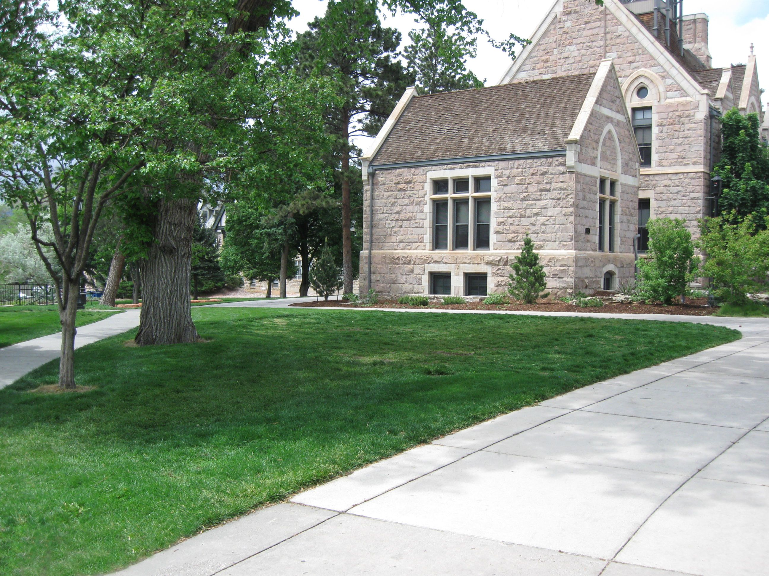 Grasscrete - Colorado College - 03