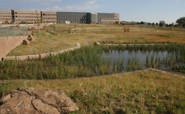 NREL Detention Pond