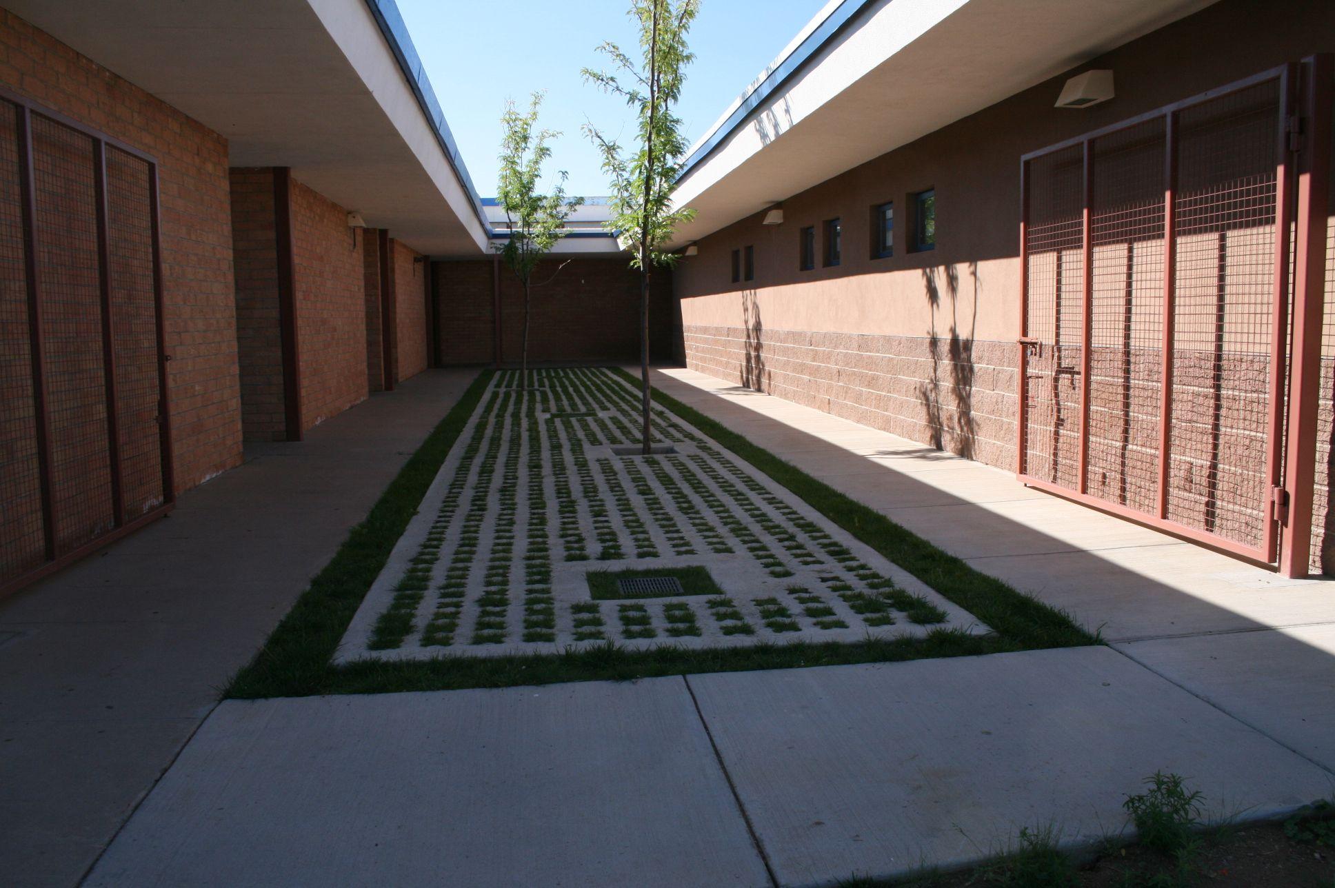 Grasscrete - St. Mikes School - 01